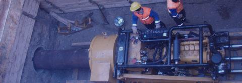 Inžinerinių tinklų statyba ir renovacija betranšėjais ir įprastais metodais